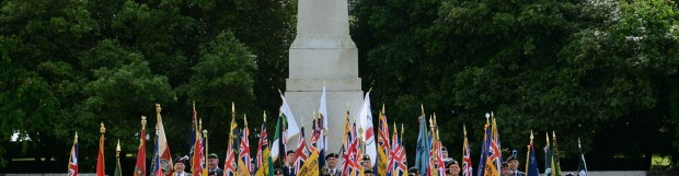 Annual Ceremony of Remembrance and Wreath Laying  Irish National War Memorial Gardens