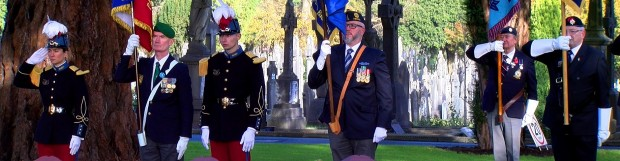 Glasnevin Honours Ireland's Great War Fallen