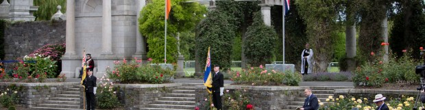 Annual Ceremony of Commemoration and Wreath-laying