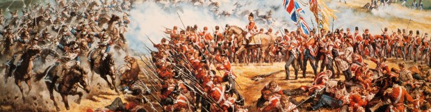 The Waterloo Campaign: Ireland's Soldiers in Red