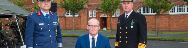 Appointment of Defence Forces Chief of Staff