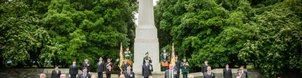 Annual Somme Remembrance Service